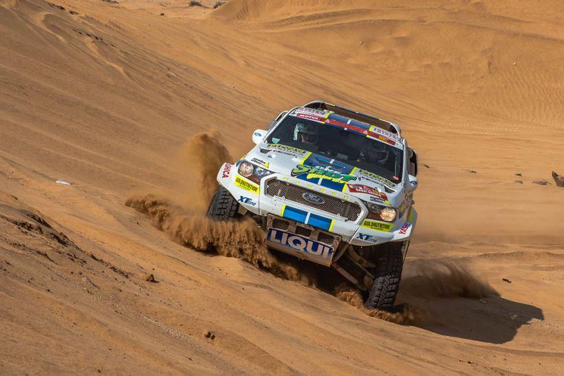 Ultimate Dakar Racing - Stage 11