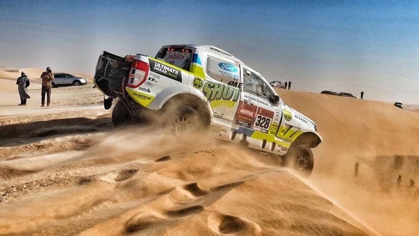 Ultimate Dakar Racing - Stage 10