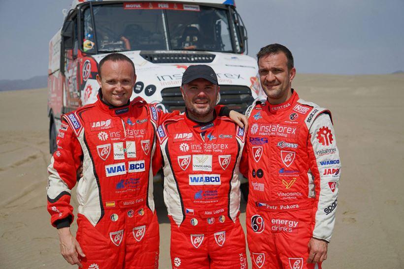 Instaforex Loprais Team