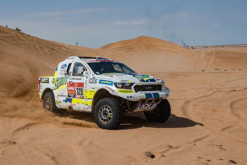 Ultimate Dakar Racing - Stage 05