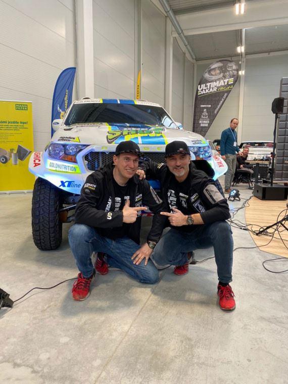 Ultimate Dakar Racing
