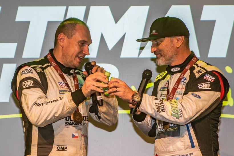 Ultimate Dakar Racing - Beseda