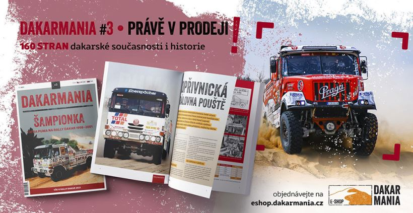 Instaforex Loprais Praga Team