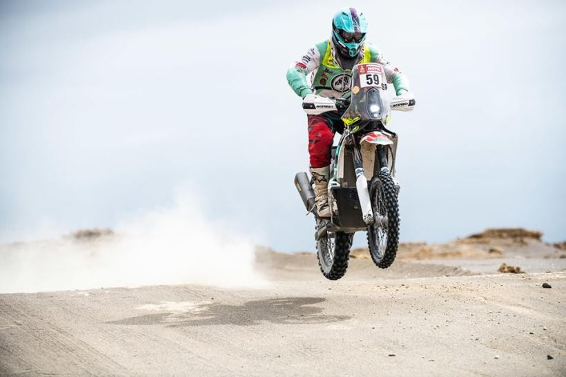 Klymčiw Racing - Dakar 2019