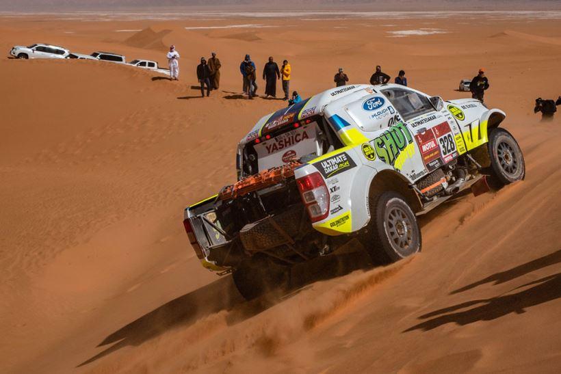 Ultimate Dakar Racing - Stage 08