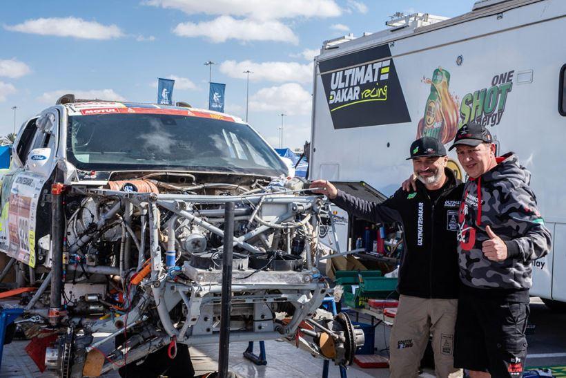 Ultimate Dakar Racing - Stage 06