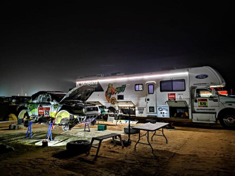 Ultimate Dakar Racing - Stage 09