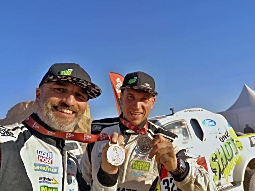 Ultimate Dakar Racing - Ohlédnutí